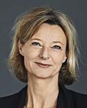 Photo of Birgitte Brock, head of clinical research